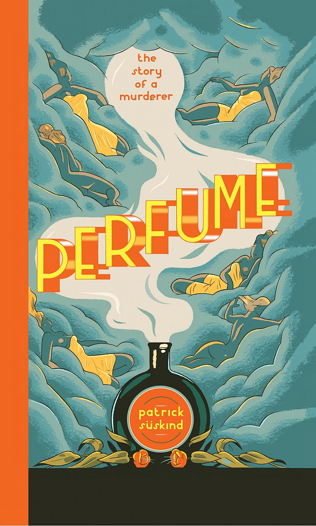 Penguin books Perfume